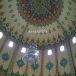 Kubah masjid berau