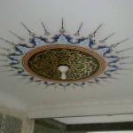 Plafon kaligrafi