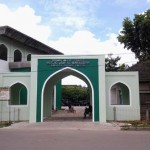 Gapura masjid stainless